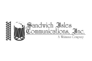 Sandwich isles communications logo